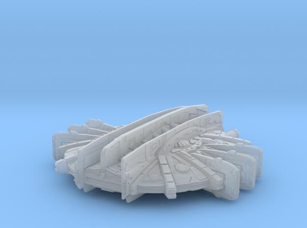 Valerian_Intruder_XB982 in Smooth Fine Detail Plastic