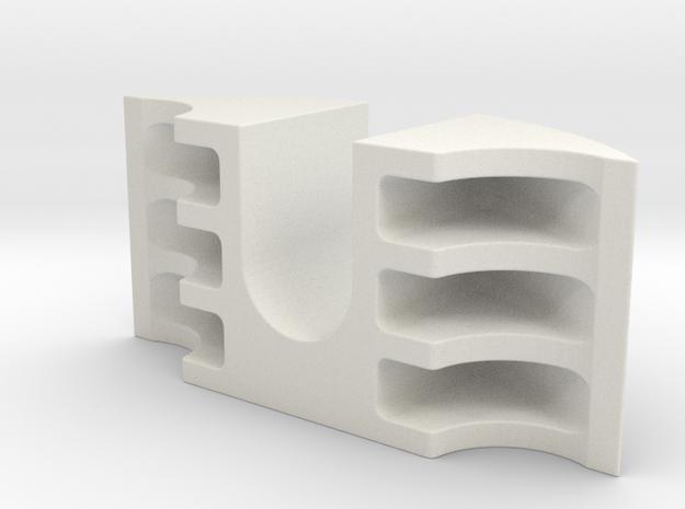 Ikea U-WEDGE 122998 in White Natural Versatile Plastic