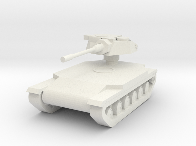 ELC AMX in White Natural Versatile Plastic