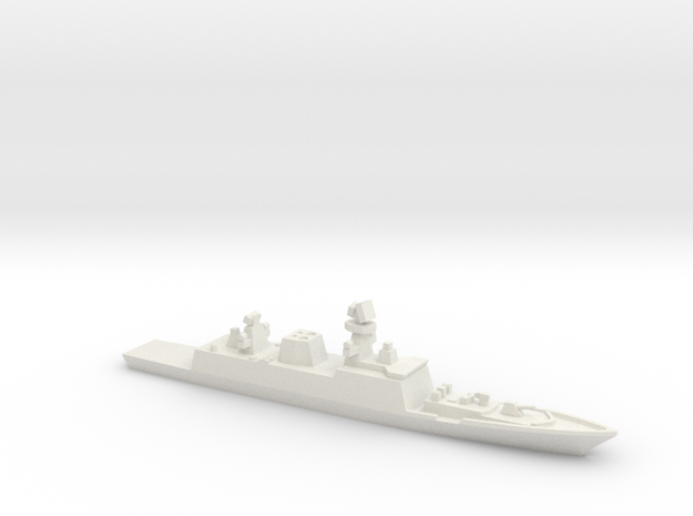 Shivalik-class frigate, 1/1250