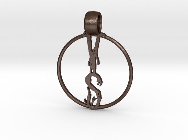 Custom V1 in Matte Bronze Steel