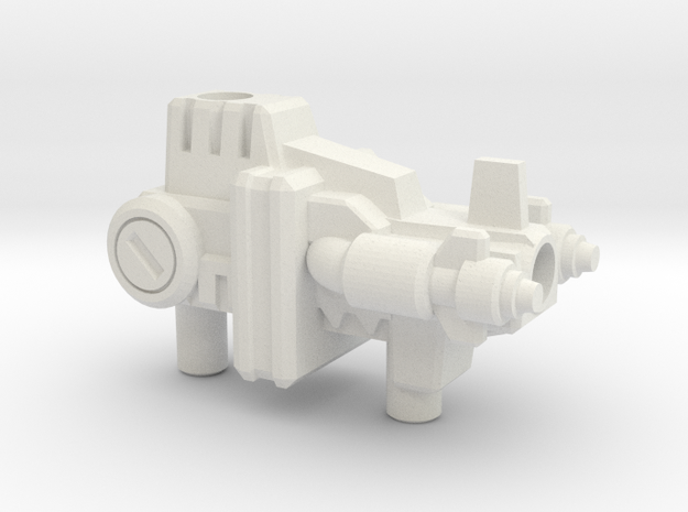 Laser Prime Gun (5mm and 3mm grips)