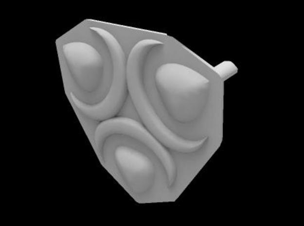 Mekki-Maru Scabbard Ornament 3d printed Description