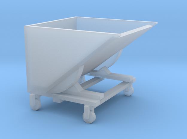 1/64 Self Dumping hopper in Smooth Fine Detail Plastic