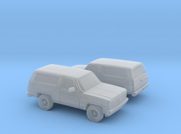 1/160 2X 1989-91 Chevrolet Blazer