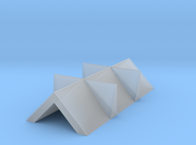 Hoppering Insert for GF Slope sided mineral in Smoothest Fine Detail Plastic
