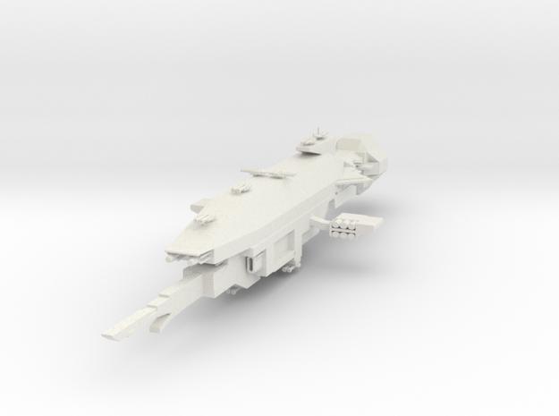EA Warlock Destroyer Low poly Armada Scale