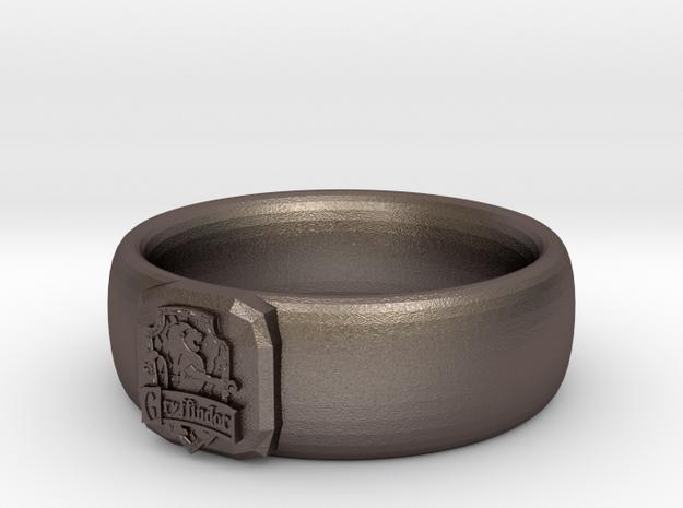 Gryffindor Pride Ring in Stainless Steel: 7 / 54