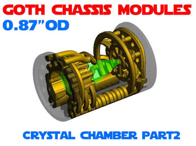 GCM087 - Crystal Chamber Part 2 - Insert