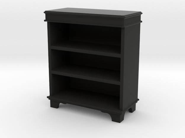 Book Cabinet  in Black Natural Versatile Plastic