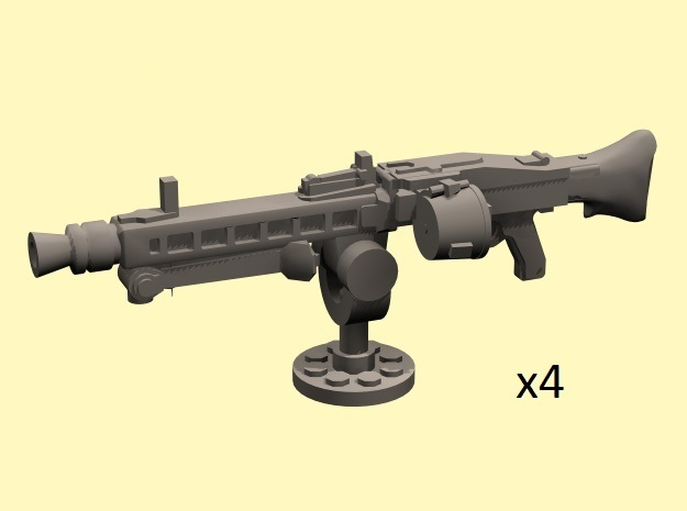 28mm MG42 for tank mount