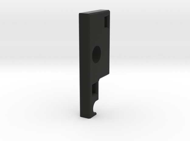 KWA Kriss Vector Trigger Unit Left Side in Black Natural Versatile Plastic
