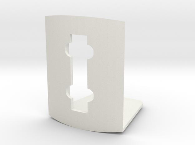 Sony SRS-PC30 Speaker Stand in White Natural Versatile Plastic