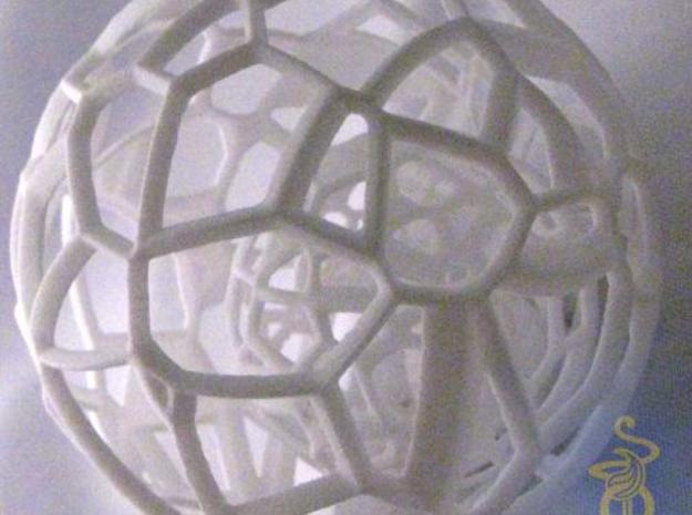 Sphere within a sphere within a sphere 3d printed 14