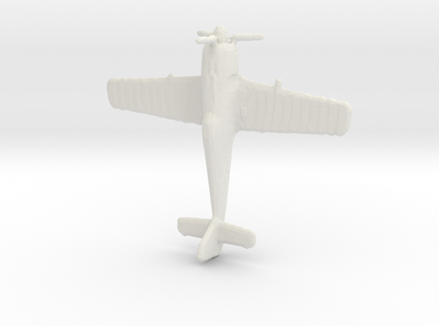 1:285 Fw190 A-8 in White Strong & Flexible