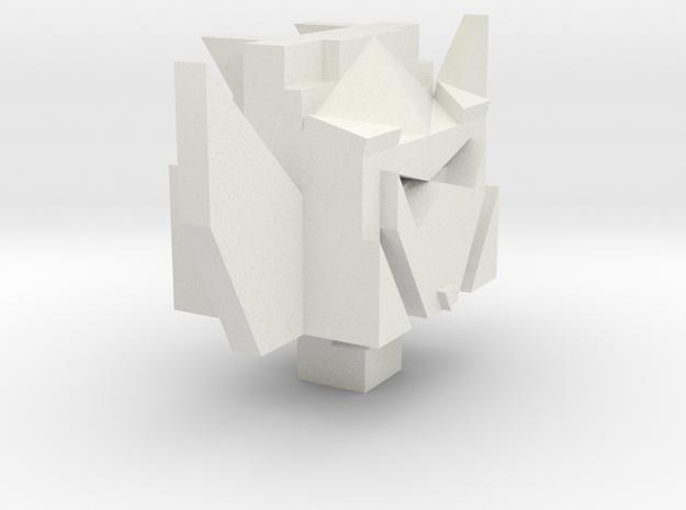 Hellbat TR Bat / Head in White Strong & Flexible