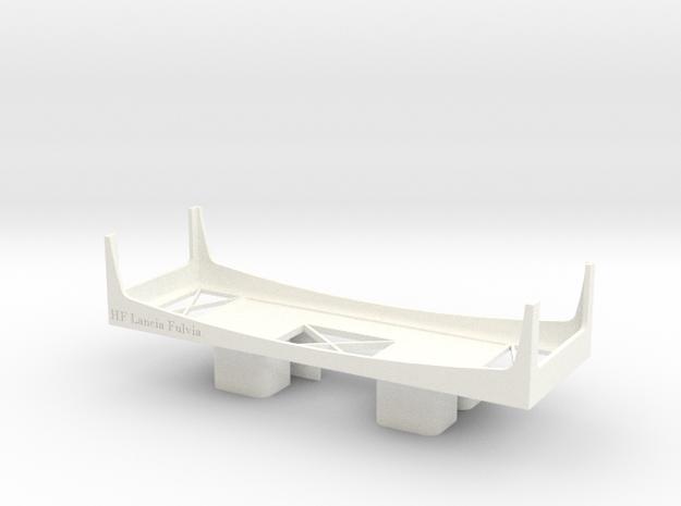 Lancia Fulvia Bose Soundlink mini Holder 2 in White Strong & Flexible Polished