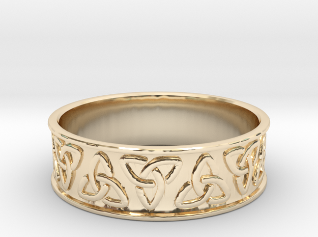 The Ancient Celtic Ring