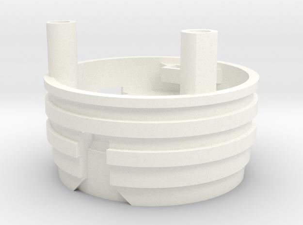 MPP2.0 - Part 6/10 - SpeakerHolder in White Processed Versatile Plastic