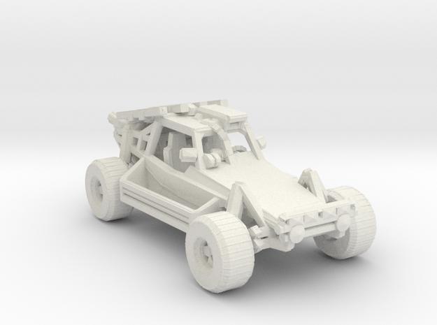 Advance Light Strike Vehicle v2 1:220 scale in White Natural Versatile Plastic
