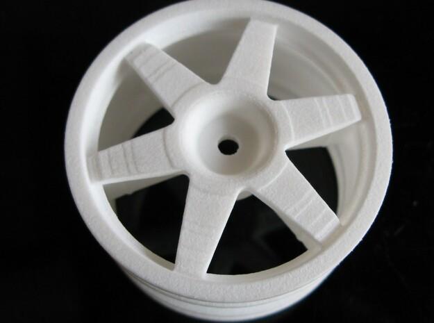 0444122 Tamiya 1/8 TGX Wheel 3d printed Add a caption...