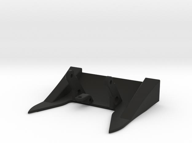 Xray T4 2017 diffuser in Black Natural Versatile Plastic