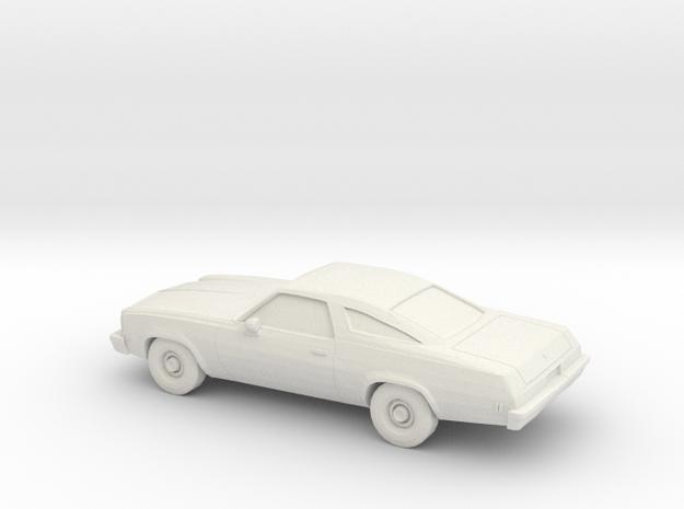 1/87 1975 Chevrolet Chevelle Coupe