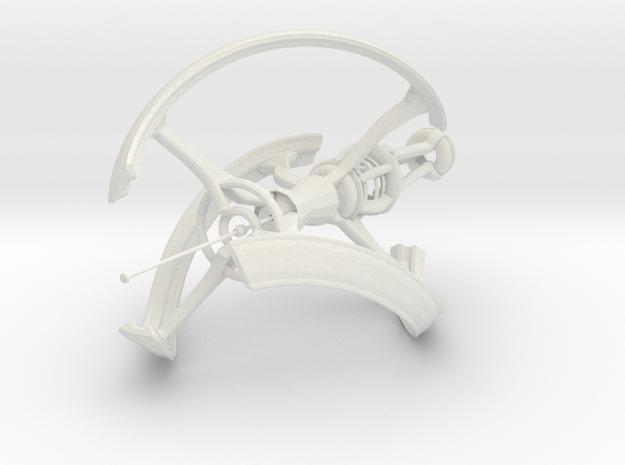Starship Avalon in White Strong & Flexible