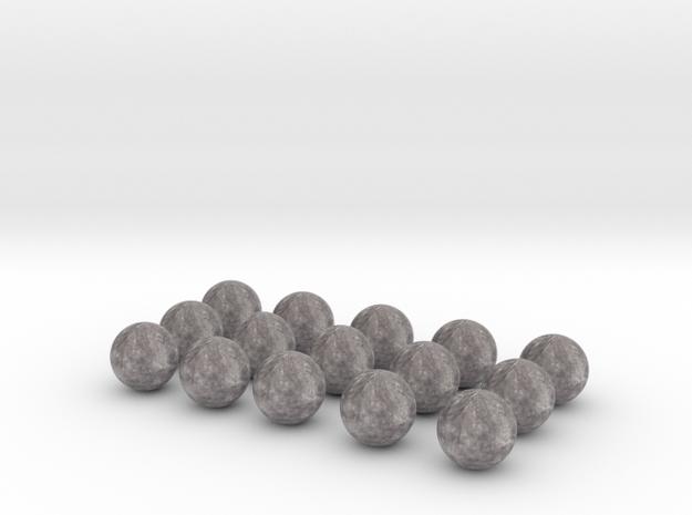 15 Titania in Full Color Sandstone