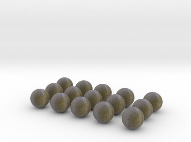 15 Rhea in Full Color Sandstone