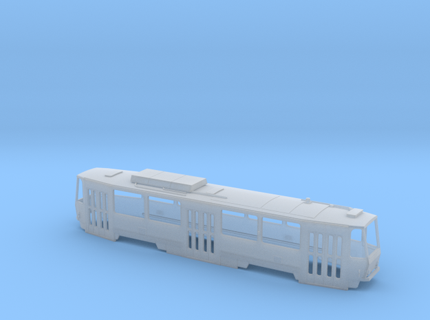 Tatra T6A5 TT [body] in Smooth Fine Detail Plastic