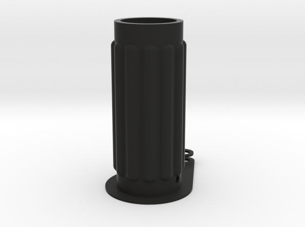 K14 reticule control P51 in Black Natural Versatile Plastic