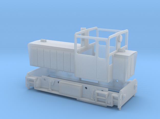 Wangerooger Inselbahn Schöma CFL 150 DCL