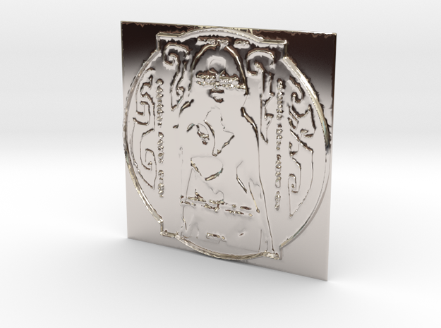 Alpha Realm Platinum Babe Tablet