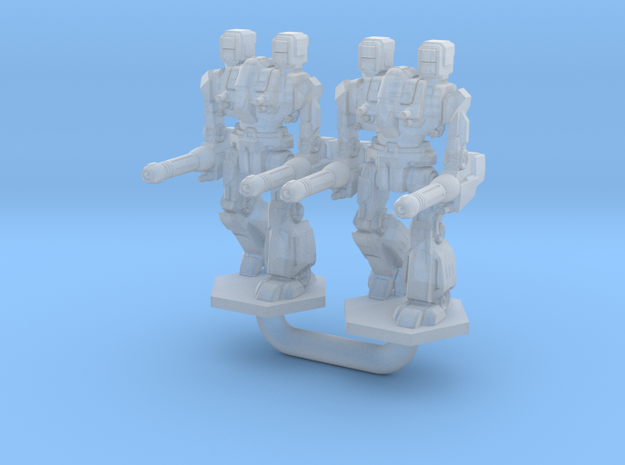WHM-X Combat Walker - 3mm