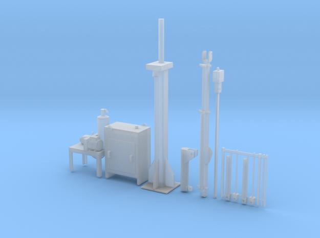 1/64 scale truck grain probe