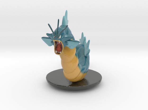 Gyarados  Pokemon in Coated Full Color Sandstone