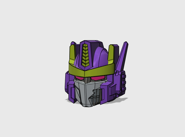 Venomous Prime Head in Frosted Ultra Detail: Medium
