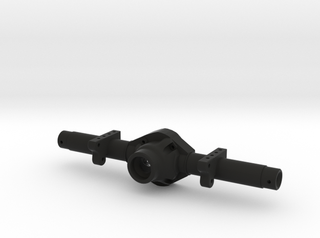 TMX Offroad Axle - Rear Leaf for CMAX and RC4wd in Black Natural Versatile Plastic