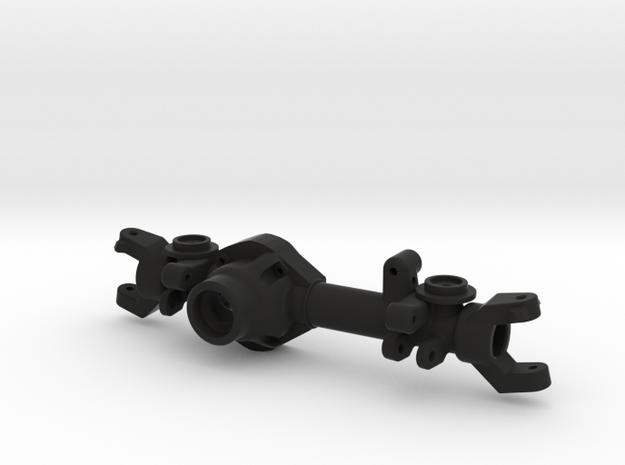 TMX Offroad Axle - Front Left Coil in Black Natural Versatile Plastic