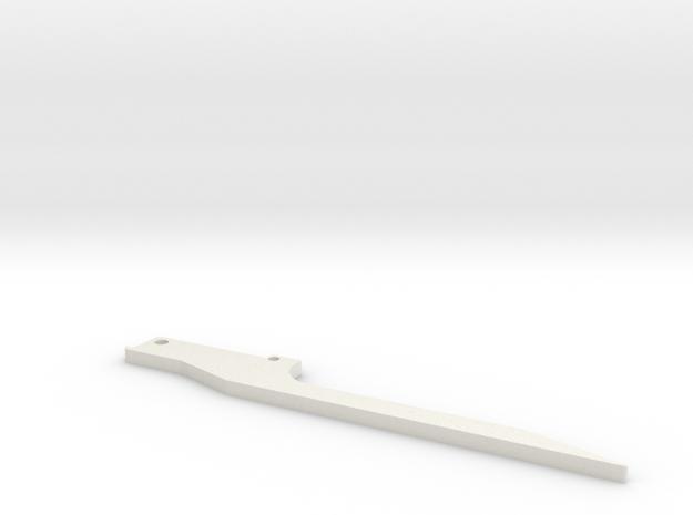 RA800 Scorer Entry Guide in White Strong & Flexible
