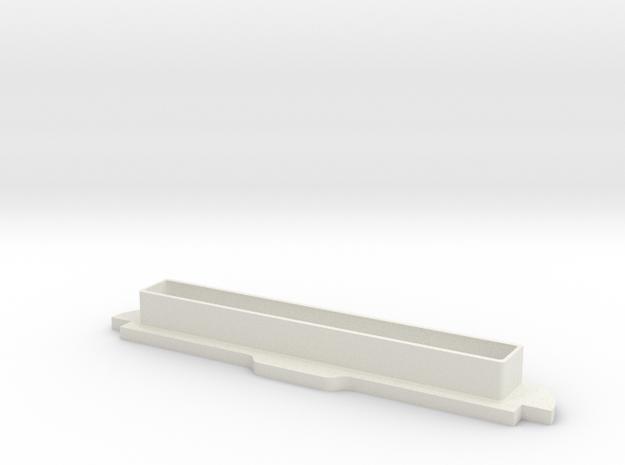 Sega Genesis/32X Dust Plug in White Natural Versatile Plastic