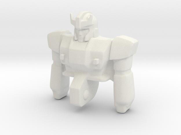 targetmaster bovenkant in White Natural Versatile Plastic