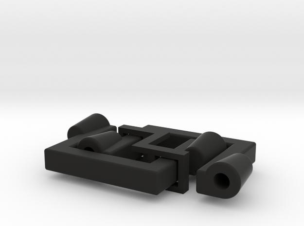 11016R0 Power+Fix Kragen in Black Strong & Flexible