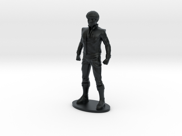Daniel Ver. 2  27.83mm Tall (Titan Master Scale) in Black Hi-Def Acrylate