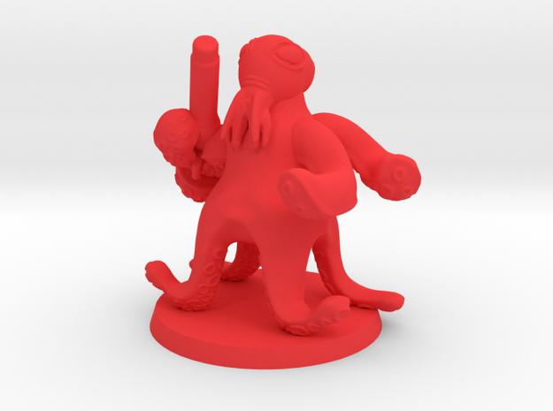 Cusaltreen Standard Trooper 2 in Red Processed Versatile Plastic