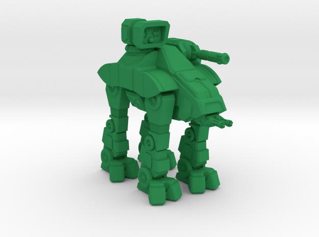 Enki Combat Quad - 6mm in Green Processed Versatile Plastic