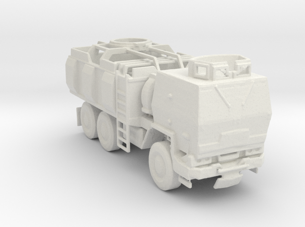 M1083 UA Check Point Truck 1:220 scale in White Strong & Flexible