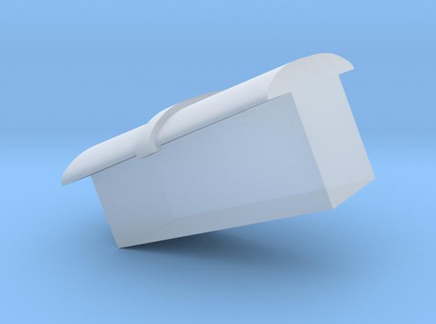 W01.3 12pdr Gun Ammunition box in Smooth Fine Detail Plastic