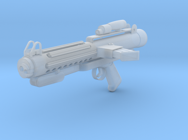1/6 Detailed Sci-Fi Rifle Model for Hot Toy ST